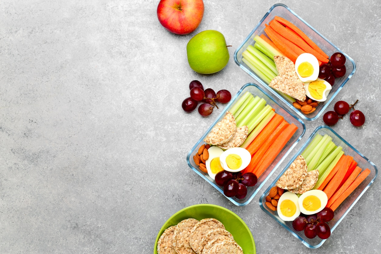 4 snacks saludables para picar entre horas